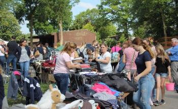 Sommerfest mit Flohmarkt und Messe rund ums Pferd 2022